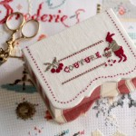 Petite Boîte Lapin Rouge